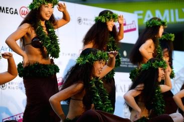 Tahiti Festa 2015@VenusFort