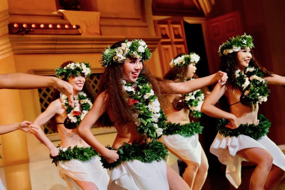 Tahiti Festa 2018 @VenusFort