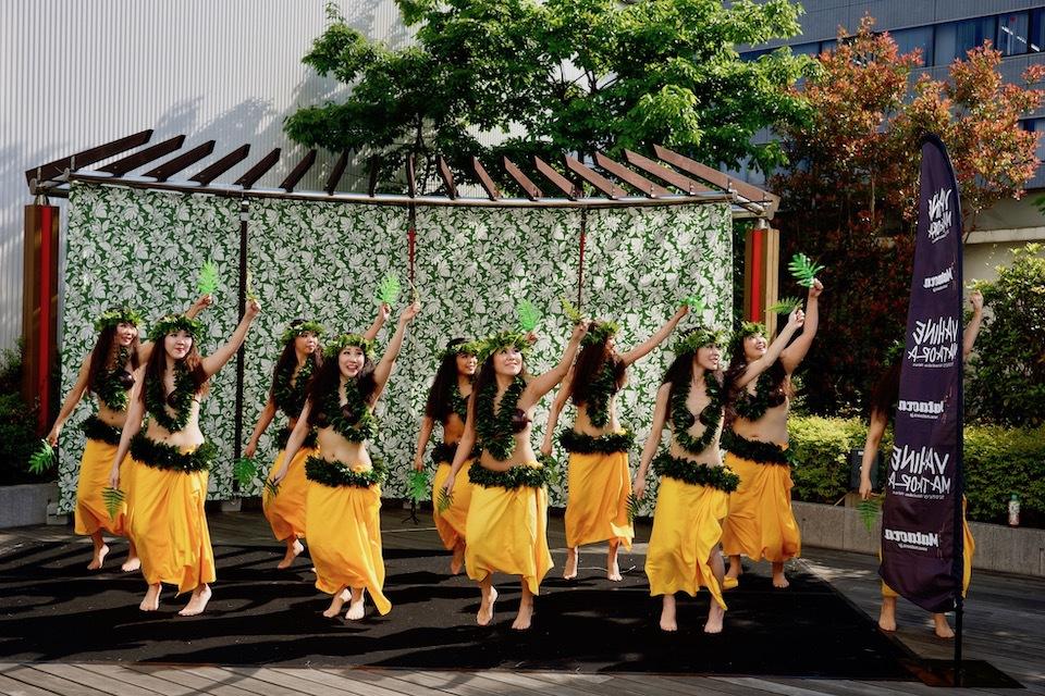 MATAORA TAHITIAN DANCE SHOW @URAWA PARCO