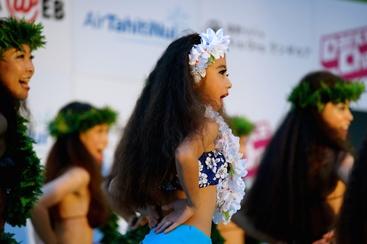 [2015.09.21.Mon]Tahiti Festa 2015@VenusFort